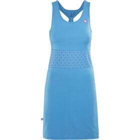 E9 Andy Solid Dress Women cobalt-blue